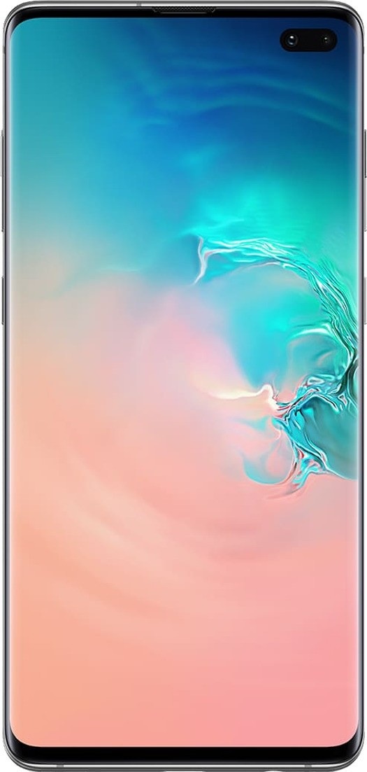 Samsung Galaxy S10+ Dual (128GB) Ceramic White (SM-G975F/DS)