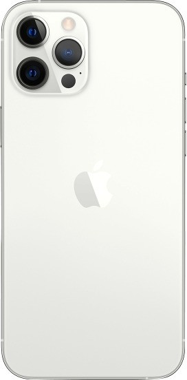 Apple iPhone 12 Pro Max (128GB) Silver MGD83ZD/A 0194252021545