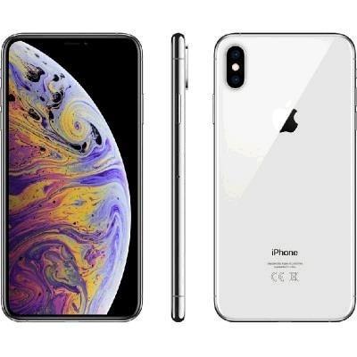 Apple iPhone XS Max 4G 64GB silver EU MT512ZD/A
