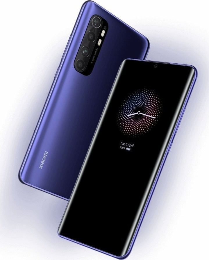 Xiaomi Mi Note 10 Lite (64GB) Nebula Purple (M2002F4LG)