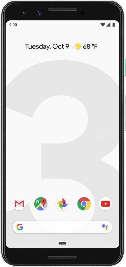 Google Pixel 3 XL 64GB Black DE