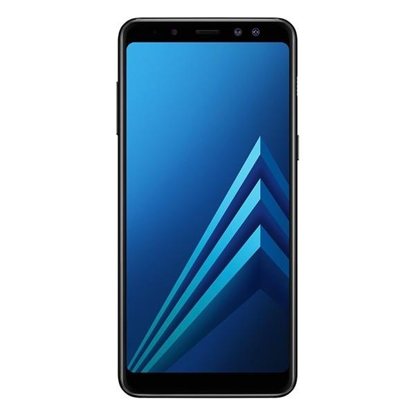 SAMSUNG GALAXY A8 (2018) A530 4G 32GB DUAL SIM BLACK EU