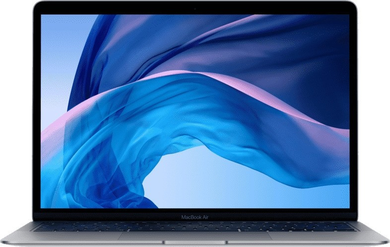 "Apple MacBook Air 13.3"" (i3-1000NG4/8GB/256GB) (2020) Space Gray (MWTJ)"