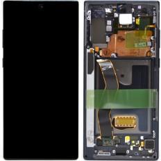 Samsung Οθόνη για Galaxy Note 10+ (Μαύρο)