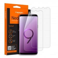 Spigen® (x2Pack) Neo Flex™ HD 592FL22815 s9