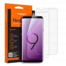 Spigen® (x2Pack) Neo Flex™ HD 593FL22902 s9 plus