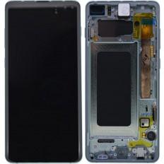 Samsung Οθόνη για Galaxy Note 10+ (Λευκό)