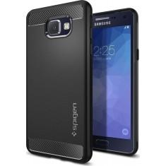 Spigen® Rugged Armor™ SGP11834 Samsung Galaxy A5 (2016) Case - Black