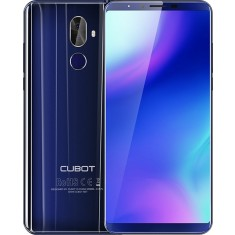 Cubot X18 Plus 4G 64GB Dual-SIM blue EU