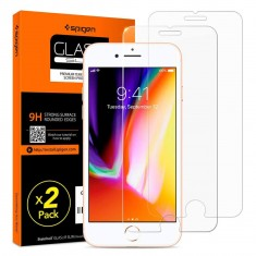 Spigen® (x2Pack) GLAS.tR™ 043GL20801 7.8 plus