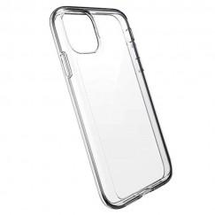 Back Cover Σιλικόνης Διάφανο (iPhone 11)